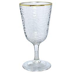 Copa-vino-en-acrilico-transparente-con-borde-dorado-372cc