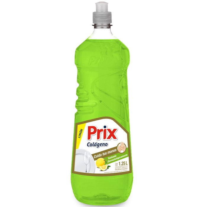 Detergente-Prix-Colageno-Limon-125-L