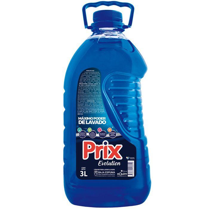 Detergente-Liquido-para-ropa-PRIX-Evolution-bidon-3-L