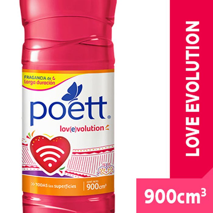 Limpiador-liquido-Poett-love-evolution-900-ml