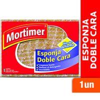 Esponja-bronce-trapi-Mortimer-doble-cara