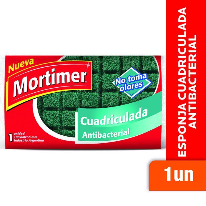 Fibra-Esponja-MORTIMER-Cuadriculada-Antibacterial