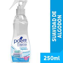 Perfumador-tela-POETT-Suavidad-Algodon-gatillo