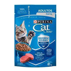 Alimento-para-gatos-CAT-CHOW-carne-85-g