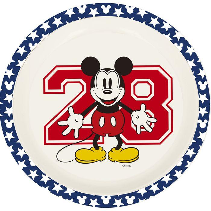 Plato-en-fibra-de-bambu-Mickey