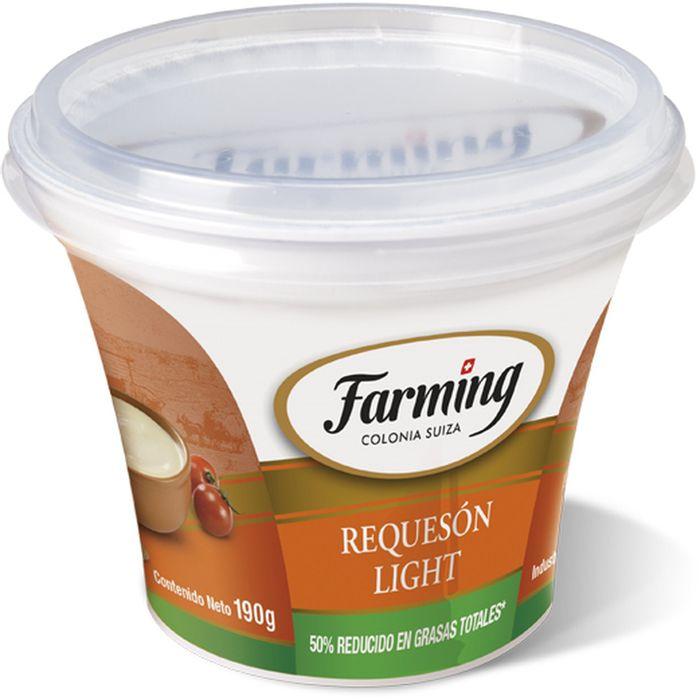 Queso-untable-Requeson-light-FARMING-200-g