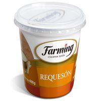 Queso-untable-requeson-FARMING-400gr
