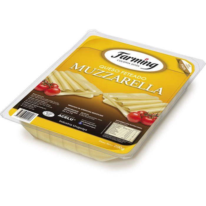 Queso-muzzarella-fetas-FARMING-200-g