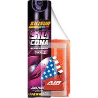 Silicona-SILISUR-sexy-aerosol-260g---franela---pino