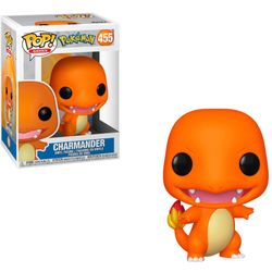Funko-POP--Games-Pokemon---Charmander