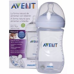 Mamadera-AVENT-natural-260-ml