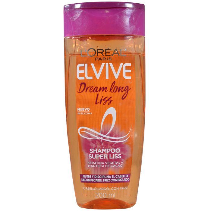 Shampoo-ELVIVE-Dream-Long-Liss-200ml
