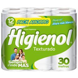 Papel-higienico-HIGIENOL-Texturado-30-m-pq.-12-unidades
