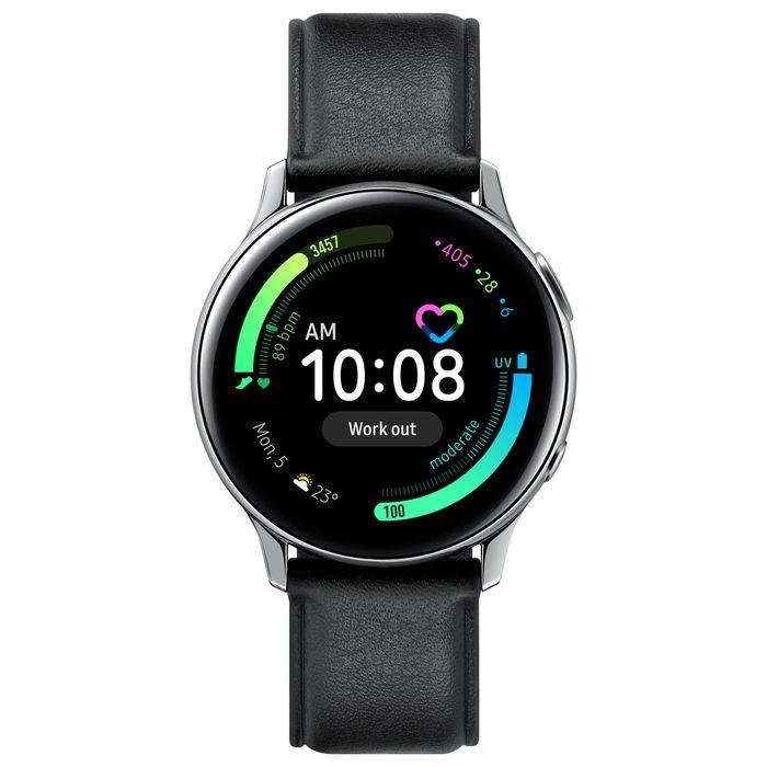 Smartwatch-SAMSUNG-Galaxy-watch-Active-2-40mm-plata