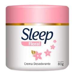Desodorante-SLEEP-crema-Floral-80-g