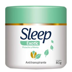 Desodorante-SLEEP-crema-Exotic-80-g