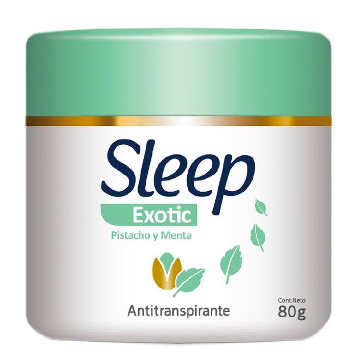 Desodorante-SLEEP-crema-Exotic-80-g
