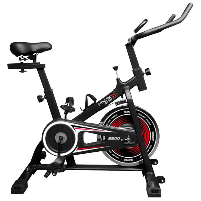 Bicicleta-spinning-FITNESS-sport