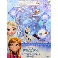 Puzzle-54-piezas-efecto-3D-Frozen