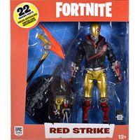 Fortnite-17.5-cm-con-accesorios-Red-strike