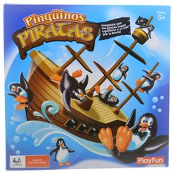 Pinguinos-piratas