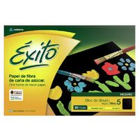 Block-cartulina-EXITO-negra-Nº-5-20h