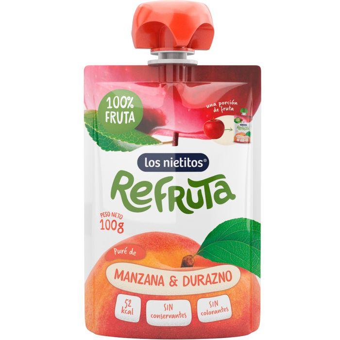 Merienda-refruta-LOS-NIETITOS-Durazno-Manzana-100-g