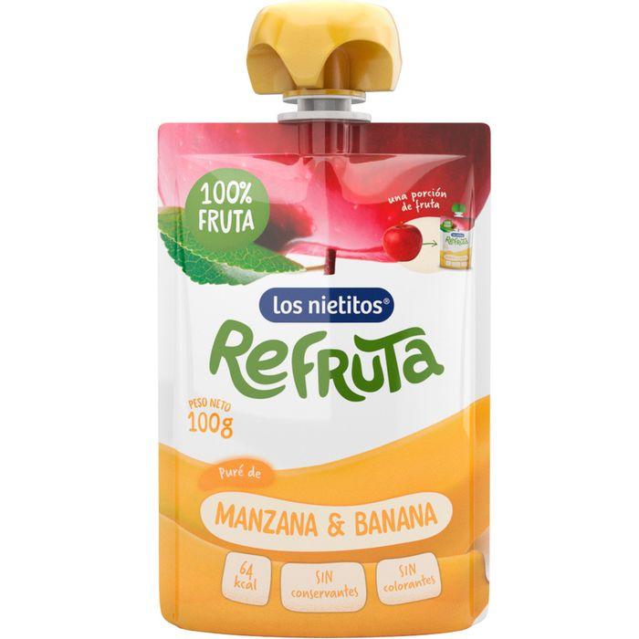 Merienda-refruta-LOS-NIETITOS-Banana-Manzana-100-g