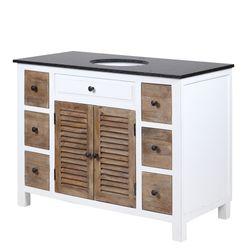Mueble-con-lavatorio-en-granito-negro-122x58x84-cm