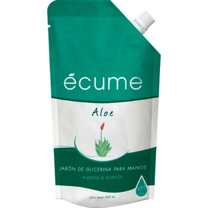 Jabon-liquido-ECUME-aloe-Doypack-900-ml