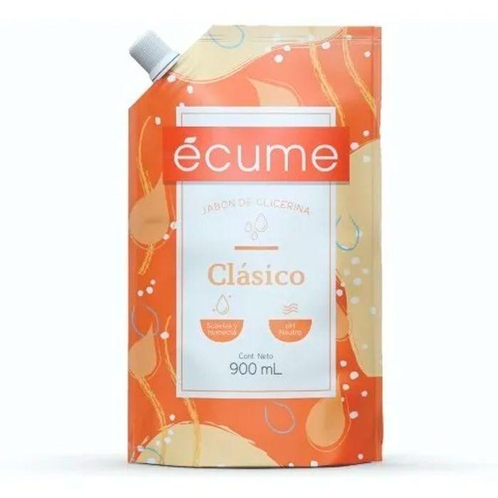 Jabon-liquido-ECUME-clasico-Doypack-900-ml