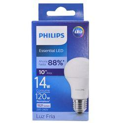 Lampara-PHILIPS-Essensial-led-14-w-luz-fria