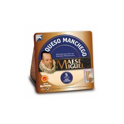 Queso-manchego-MAESE-MIGUEL-150-g