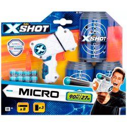 X-Shot---excel-micro-con-latas-y-dardos