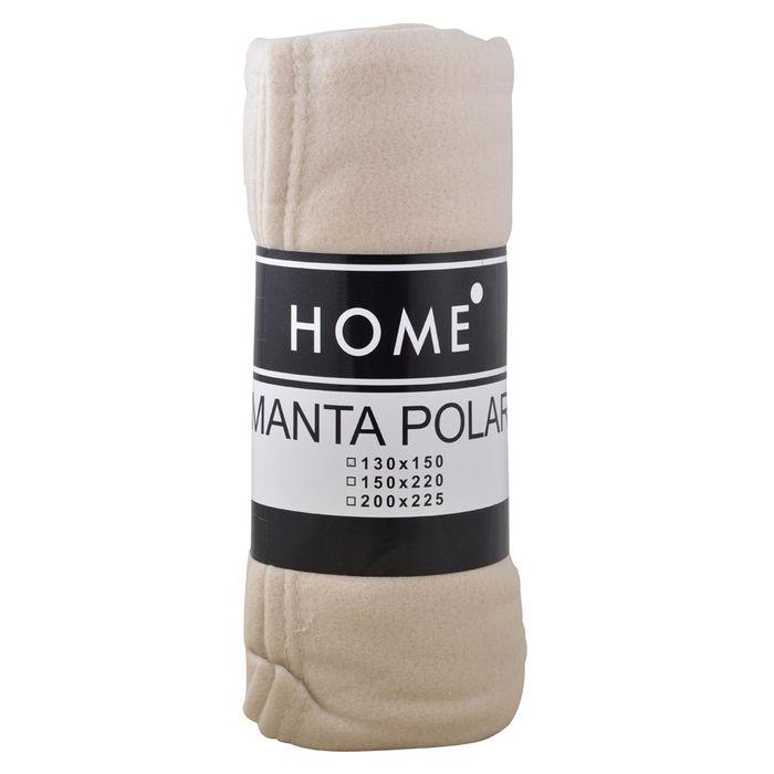 Manta-polar-HOME-viaje-130-x-150-cm-beige