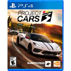 Juego-PS4-Project-cars-3