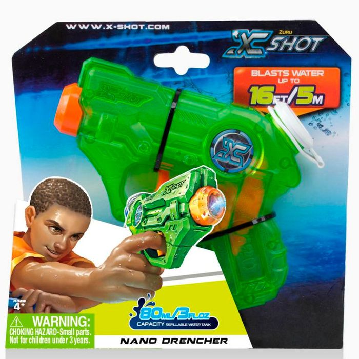 X-Shot---guerra-de-agua-nano