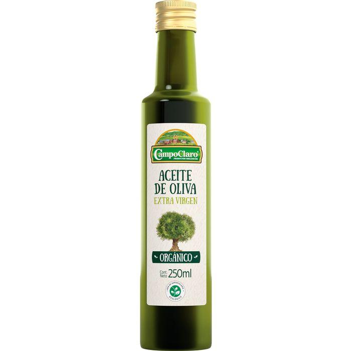 Aceite-oliva-extra-Organico-CAMPO-CLARO-250-cc