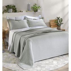 Cubrecama-DOHLER-160x250-cm-con-funda-50x70-cm-gris