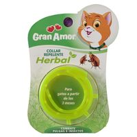 Collar-repelente-herbal-para-gato-GRAN-AMOR