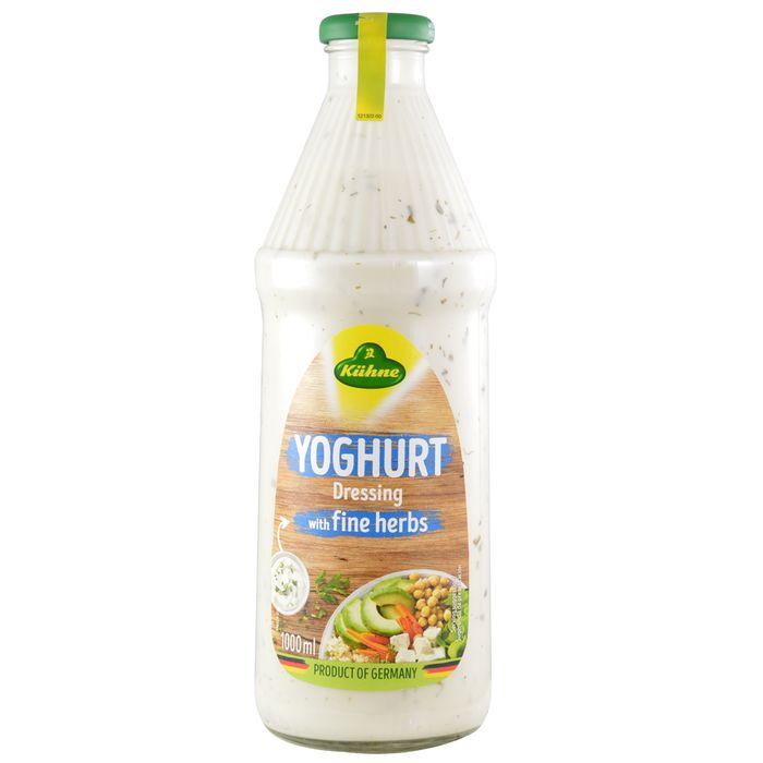 Salsa-dressing-Yoghurt-KUHNE-1000cc