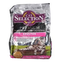 Alimento-para-gatos-CAT-SELECTION-500-g