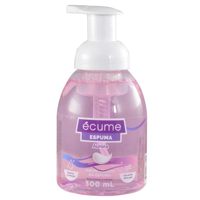 Jabon-liquido-en-espuma-ECUME-Aurora-fc.300-ml