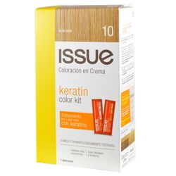 Coloracion-ISSUE-kit-keratina-n°-10