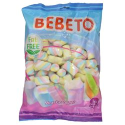 Marshmallow-BEBETO-Twisted-500g