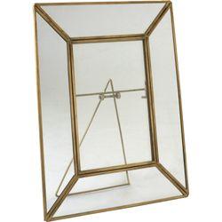 Portarretrato-con-marco-metalico-28x21-cm