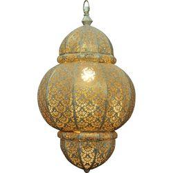 Lampara-para-techo-linea-hindu-dorado-41-cm