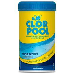 Cloro-Solido-CLOR-POOL-triple-accion-8-unidades