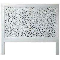 Cabecera-para-cama-2-plazas-tallada-en-madera-maciza-blanco-180-cm