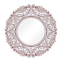 Espejo-con-marco-en-madera-labrada-blanco-45-cm